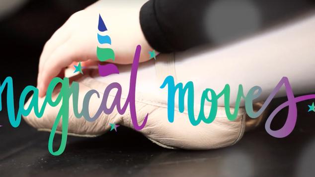 Laneway Dance | Magical Moves