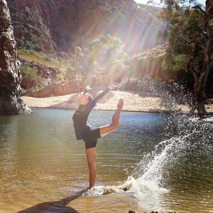 Artist of The Australian Ballet Yvette Savage