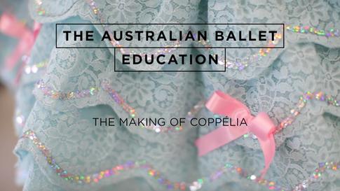 The Australian Ballet Education - The Making of Coppélia
