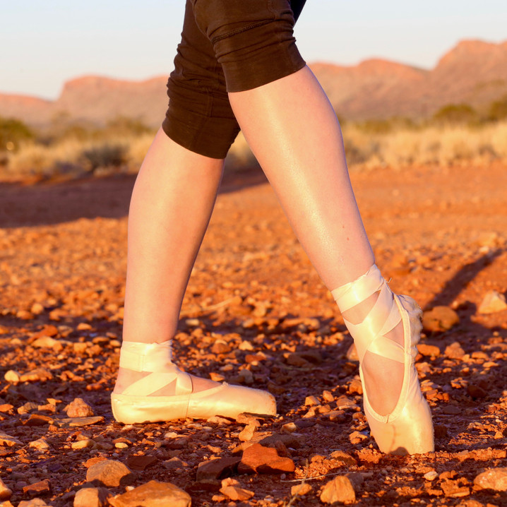 Artist of The Australian Ballet - Chantelle Van Der Hoek