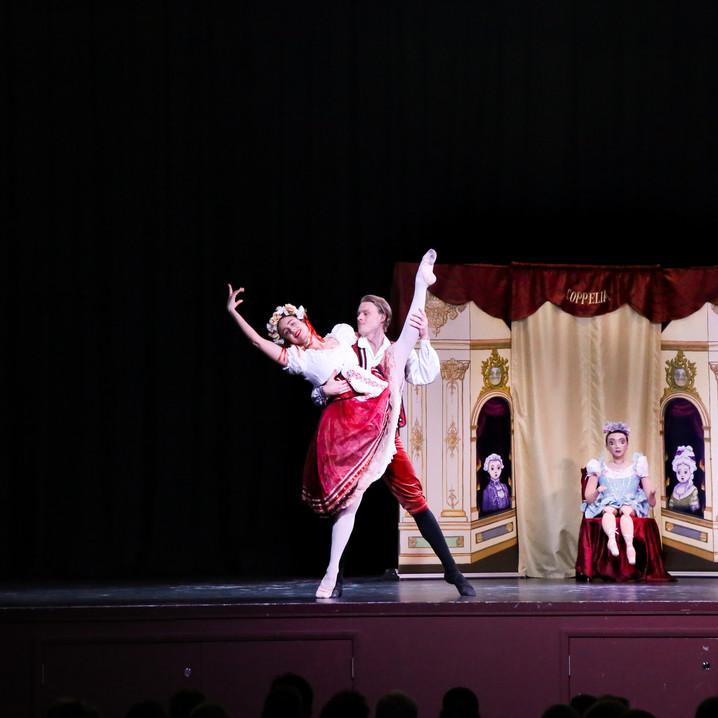 Artist of The Australian Ballet Yvette Savage & Ben Obst