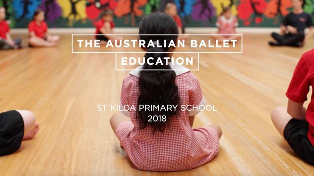 The Australian Ballet Education Program - Visiting St Kilda Primary