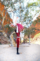 Chantelle van der Hoek & Yhale Fien - The Australian Ballet