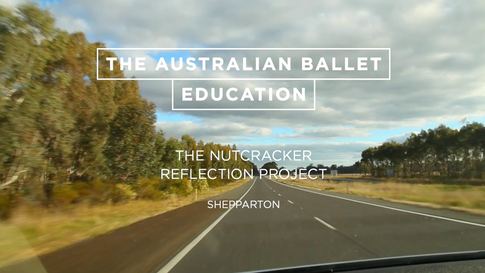 The Australian Ballet - Education Team -The Nutcracker Reflections Project - Better Together Alliance
