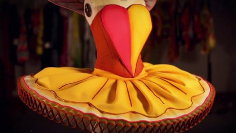 The Australian Ballet - How to make a Tutu