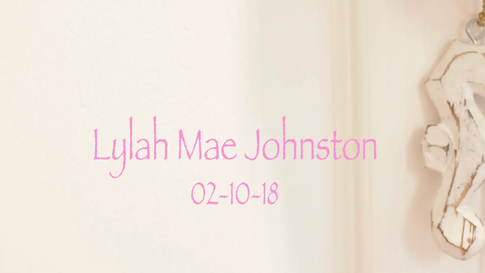 Lylah Mae Johnston | 02.10.18
