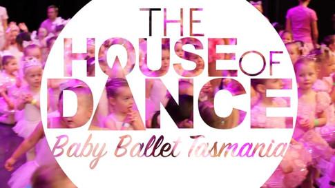 The House Of Dance - Angelina Ballerina Academy - 2017 Recital