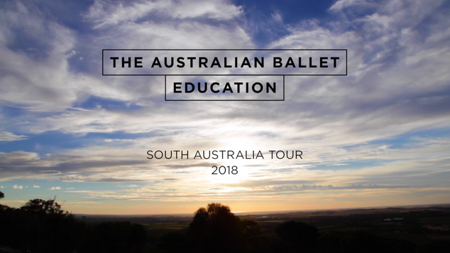 The Australian Ballet Education Program - South Australia Tour 2018