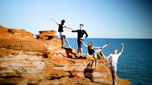 The Australian Ballet Education team visits WA