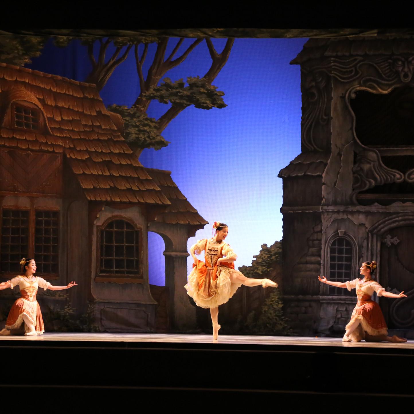Artist of The Australian Ballet Jill Ogai