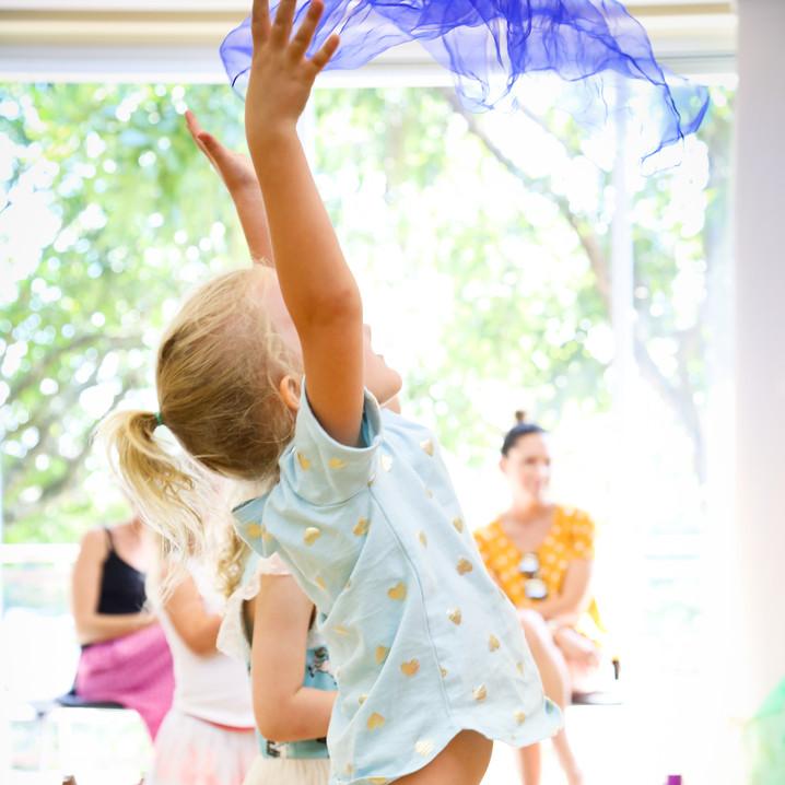 The Australian Ballet Education Dancing Story