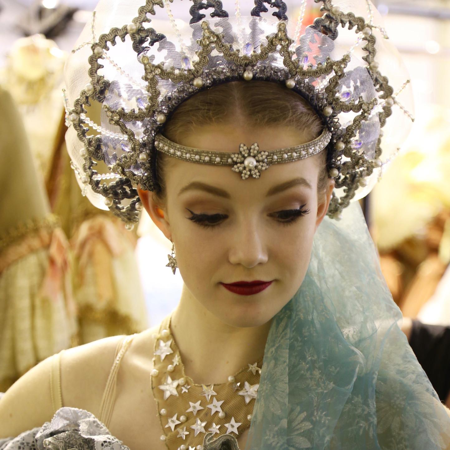 Artist of The Australian Ballet School Jill Ogai