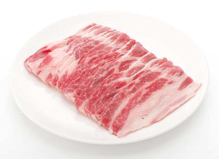 Beef Short Ribs Boneless (USA) Sliced 2mm