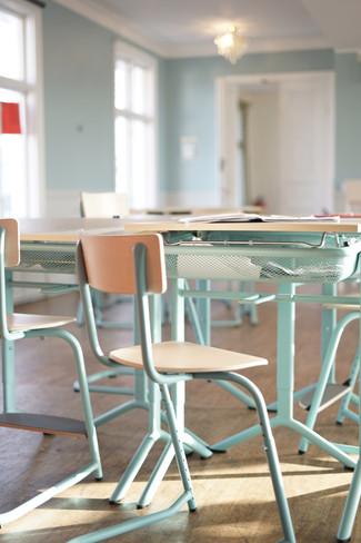 Vesterhavsskolan - Möbler