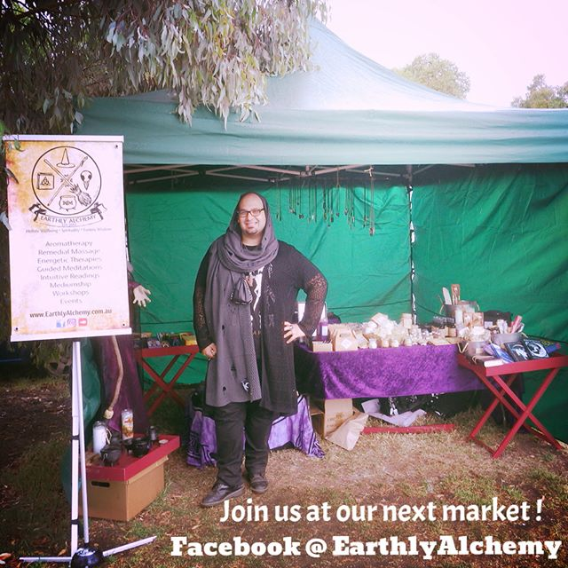 🌙 Just sharing more photos from the Bohemian Market ⭐️ Looking forward for the next market 🔮 Brigh