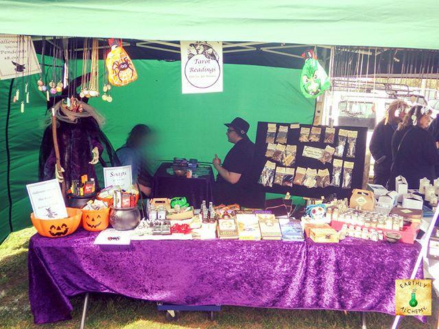 Market Day❤️ _bohemian_bulla_market_#Sundaymarket #MarketStall_#Earthlyalchemy #witchcraft #Pagan