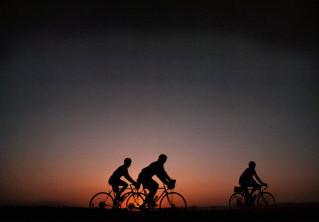 자전거 타는 목사