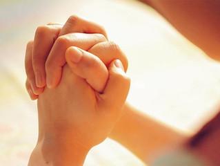 하나님, 우리의 기도를 들어주옵소서!