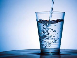물 한잔의 축복
