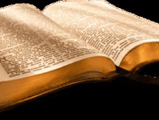 목숨 걸고 성경을 읽으라!