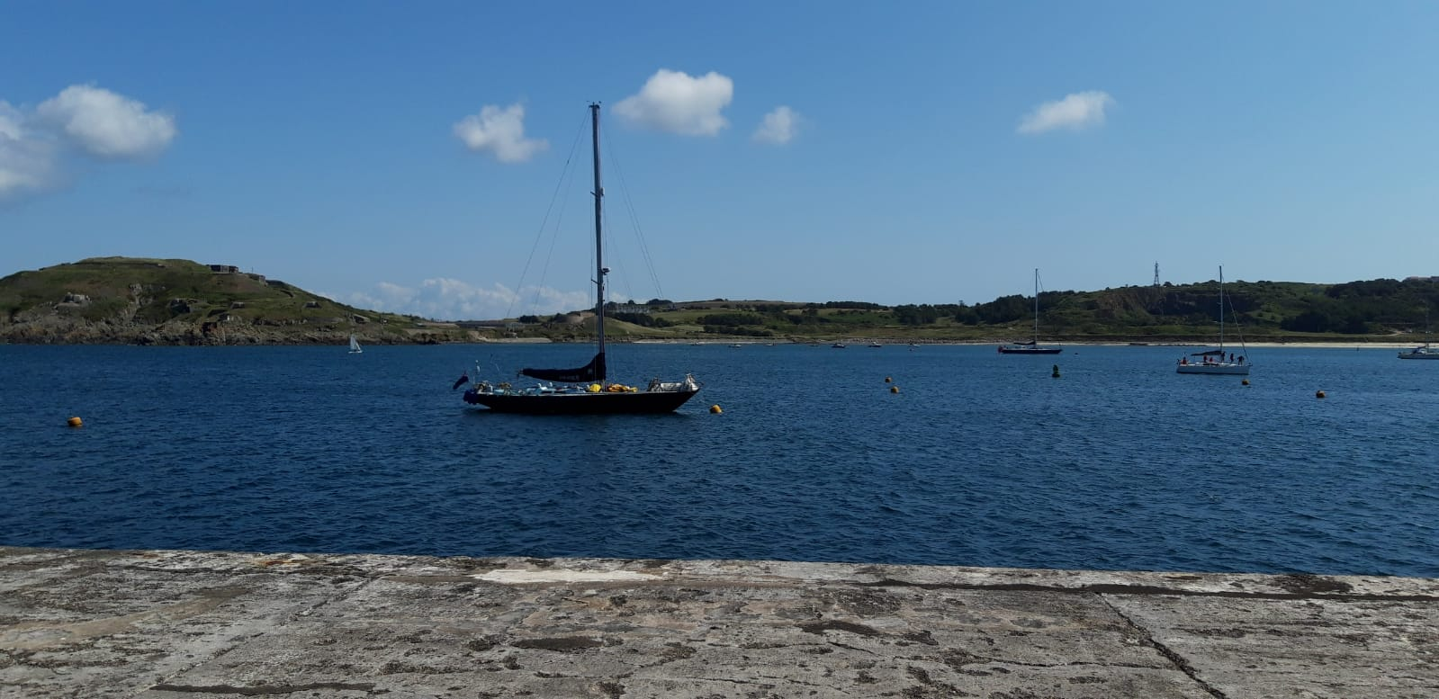 Alderney Harbour
