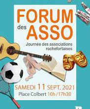 Rochefort : Forum des Associations