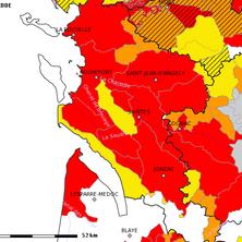 EAU : 87 départements sont en situation de restriction dont la Charente-Maritime.