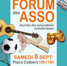 Forum des Associations - INVITATION