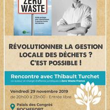 Révolutionner la gestion des déchets ? C'EST POSSIBLE !