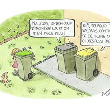 Nos biodéchets méritent mieux que la poubelle !