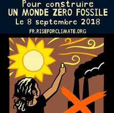 Dans la rue pour le Climat, Samedi 8 !
