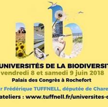 PRA' participe aux Universités de la biodiversité !