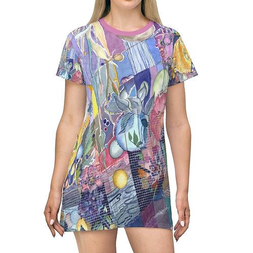 """""""Nebula"""" T-Shirt Dress"""