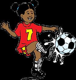 girl soccer ball kick.png