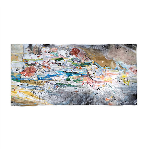 """Concerto"" Beach Towel"