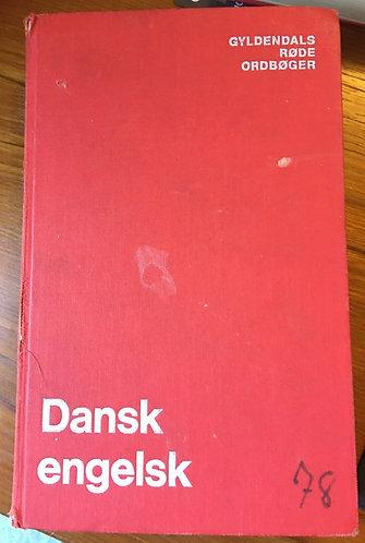Dansk-Engelsk Dictionary (1979)