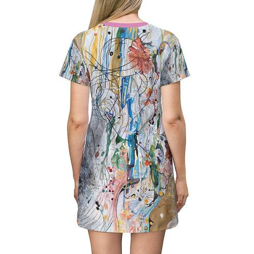"""Concerto"" T-Shirt Dress"