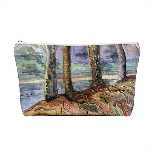 """Duck Pond"" Accessory Pouch"