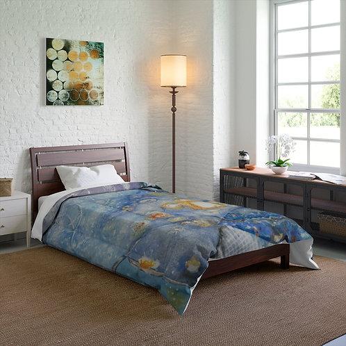 """""""Starlight Bending"""" Comforter"""