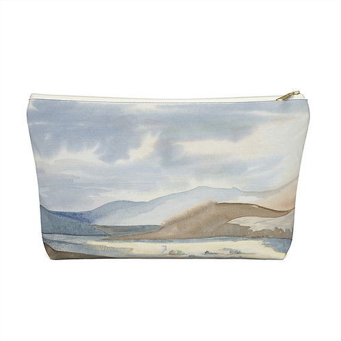 """A Break in the Clouds"" Accessory Pouch"