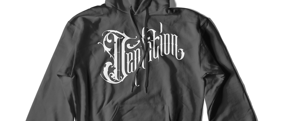 "Depiction ""Script"" Hoodie"
