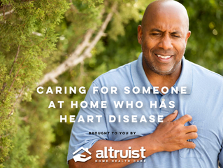 CARING FOR SOMEONE AT HOME WHO HAS HEART DISEASE