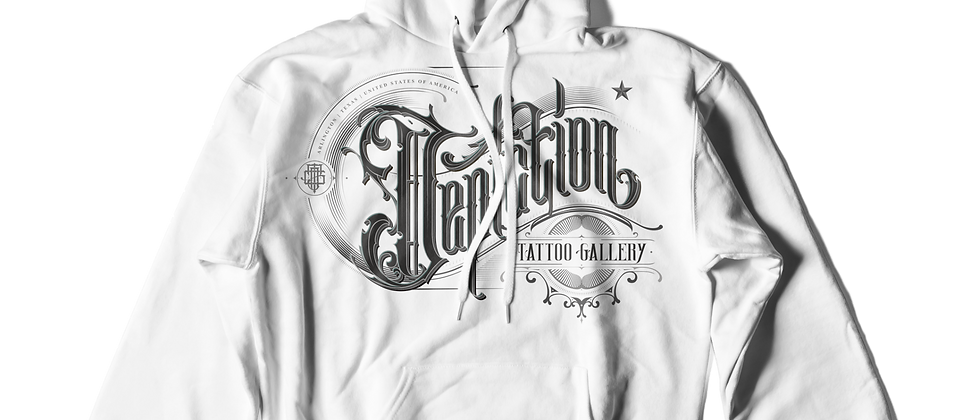 "Depiction ""Logo"" Hoodie"