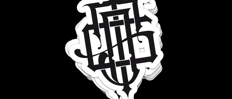 "Depiction ""Icon"" Sticker"