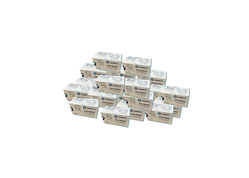 Luosh Box of 50 Wholesale Pack (32) Boxes