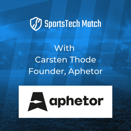 Carsten Thode, Founder - Aphetor [Rights Owner Insight Series]