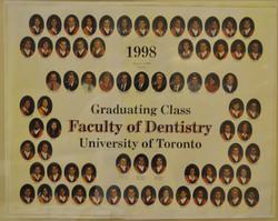 牙醫學院畢業照,1998資深牙醫的良心告白