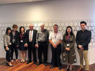 Go-Evolve invited to meet with Chinese Delegation