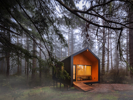 When that cabin in the woods looks like the best idea.