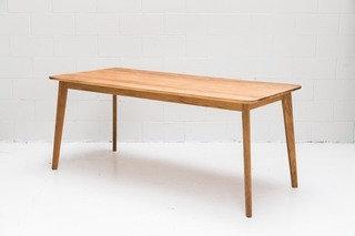 Dusty Oak dining table